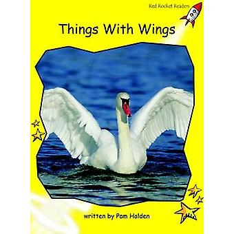 Things with Wings - Early - Level 2 (International edition) by Pam Hold