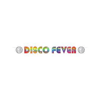 70 's Disco Fever streamer
