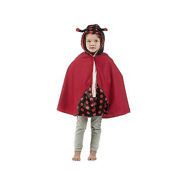 Cloak ladybug children's cape children's costume children's cape costume children's