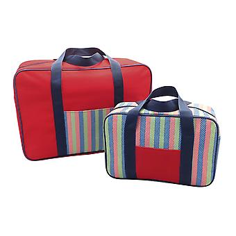 Country Club 2 Pack saco cooler Set Stripe