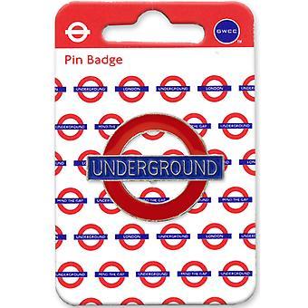 TfL™ 7001 vergunning gegeven ondergrondse Roundel™ speld kenteken