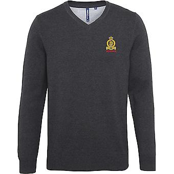Staff & Personnel Support Branch SPS - Veteran - Licensed British Army Embroidered Jumper