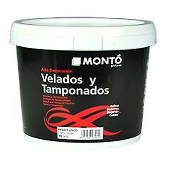 Monto pinturas Velato nacar Plata (DIY , Painting)