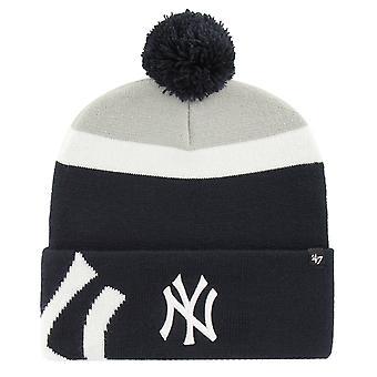 47 Brand Beanie Wintermütze - MOKEMA New York Yankees