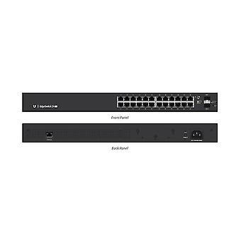EdgeSwitch Managed Gigabit Switch 24 Port With SFP 24 Port