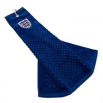 England FA Tri-Fold Towel