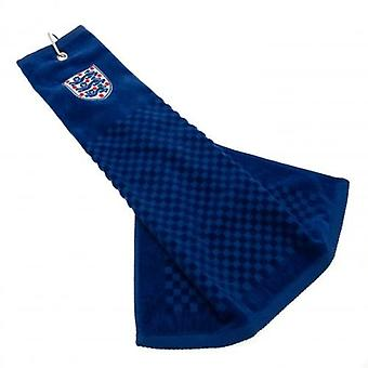 England F.A. Tri Fold serviette
