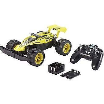 Revell Control X-Treme 24807 Python RC model car for beginners Electric Buggy RWD