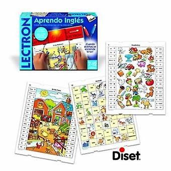 Diset Lectron Learn English (Toys , Educative And Creative , Vocabulary)