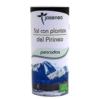 Josenea Salt Bio for fish. 100 Gr. (Diet , Salt and species)