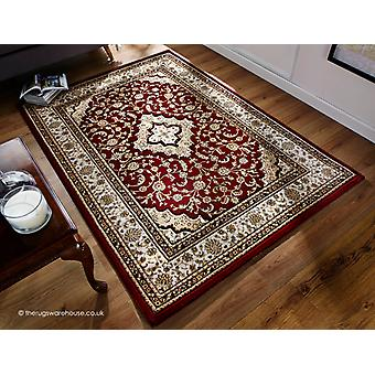 Temple Red Rug