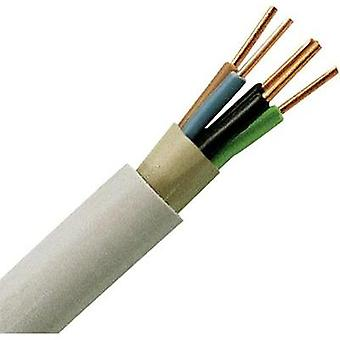 Sheathed cable NYM-J 5 G 2.5 mm² Grey Kopp 153210846 10 m