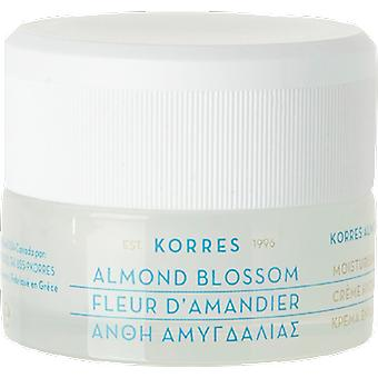 Korres Almond Blossom hydratant - peau normale