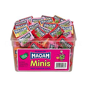 Maoam mini tugga packet - Value Pack 16