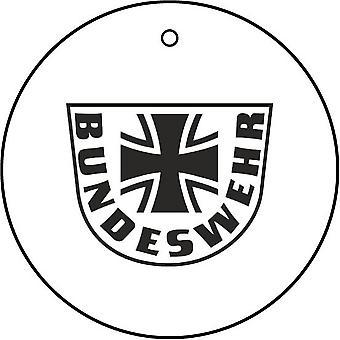 Tyskland Bundeswehr våbenskjold bil luftfriskere