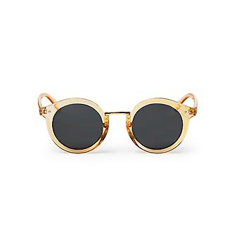 Cheapo Vanessa Sunglasses - Honey / Black