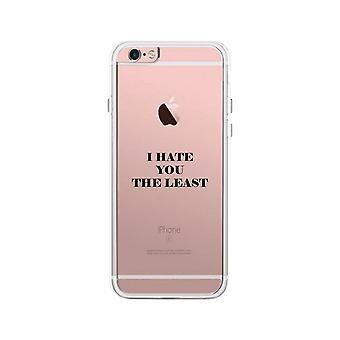 Jeg hader du mindst telefon sag