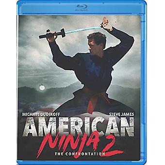 American Ninja 2: Confrontation [Blu-ray] USA import