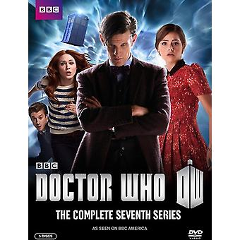 Doctor Who - Dr Who : Importation USA série 7 complet [DVD]