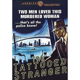 Tattooed Stranger [DVD] USA import