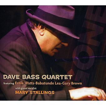 Dave bas kvartetten - borte [CD] USA importerer