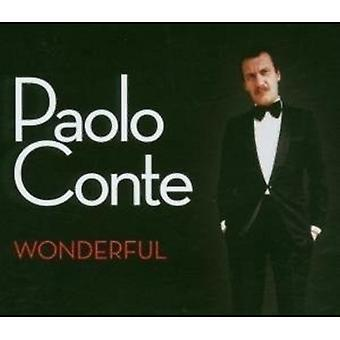 Paolo Conte - Wonderful [CD] USA import