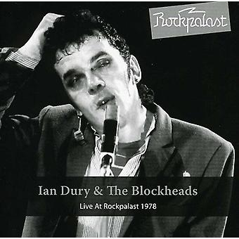 Ian Dury & the Blockheads - Live at Rockpalast 1978 [CD] USA import