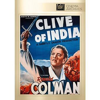 Clive i Indien [DVD] USA import