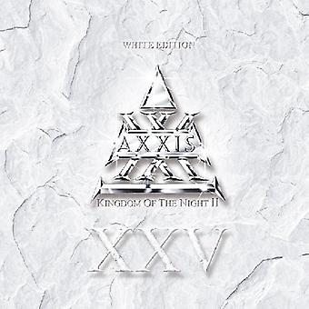 Axxis - Kongerige af natten II (White Edition) [CD] USA importerer