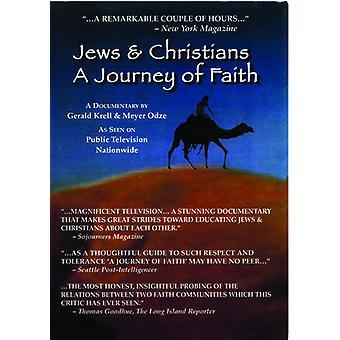 Jøder & kristne en rejse i tro [DVD] USA importerer