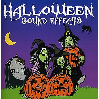 Halloween-bruitages - bruitages Halloween [CD] USA import