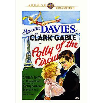 Importation de Polly des USA Circus [DVD]