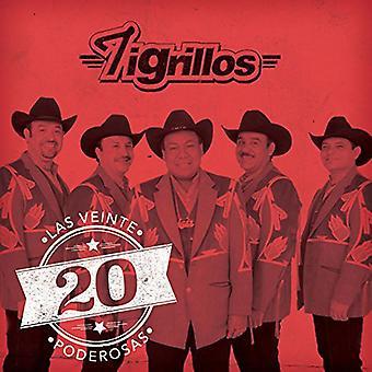 Tigrillos - 20 Poderosas [CD] USA import