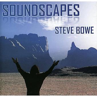 Steve Bowe - Soundscapes [CD] USA import
