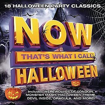 Olika Artist - nu är vad jag kallar Halloween [CD] USA importerar