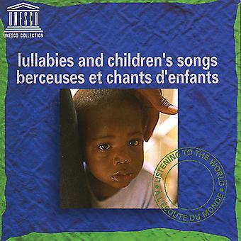 Forskellige kunstner - vuggeviser & børnetøj Songs [CD] USA importerer