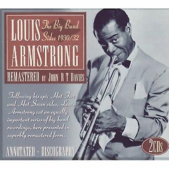 Louis Armstrong - Big Band Sides 1930/32 [CD] USA import