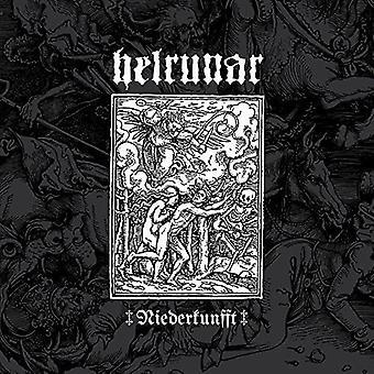 Helrunar - Niederkunfft [CD] USA importerer