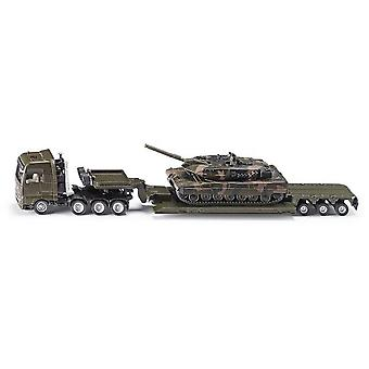 Siku Low Loader With Tank  (Toys , Vehicles And Tracks , Mini Vehicles , Trucks)