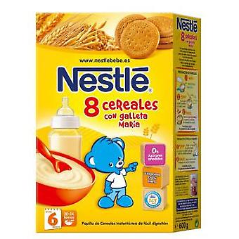 Nestlé Nestle Cookie 8 cereali con Maria