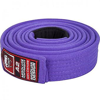 Venum Purple BJJ GI Belt