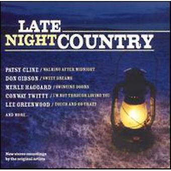 Sen nat-land - sen nat land [CD] USA importerer