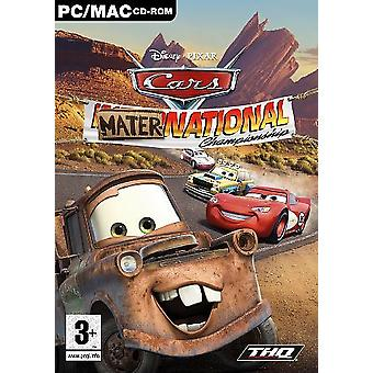 Carros: Mater-National Championship (PC-DVD)