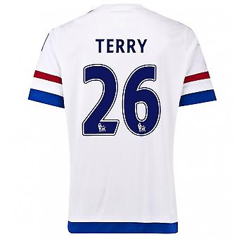 2015-2016 Chelsea maillot (Terry 26)