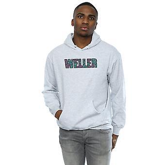 Paul Weller Men's Paisley Logo 1 Hoodie