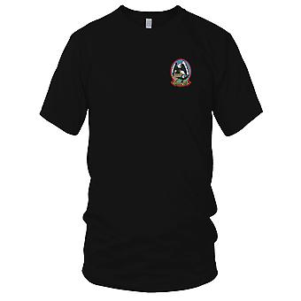 US Navy VT-1 Aviation Training Squadron Embroidered Patch - Traron One Ladies T Shirt