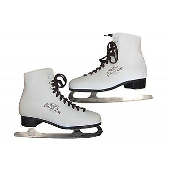 Bonfire skates of classic line fairy white Gr. 43