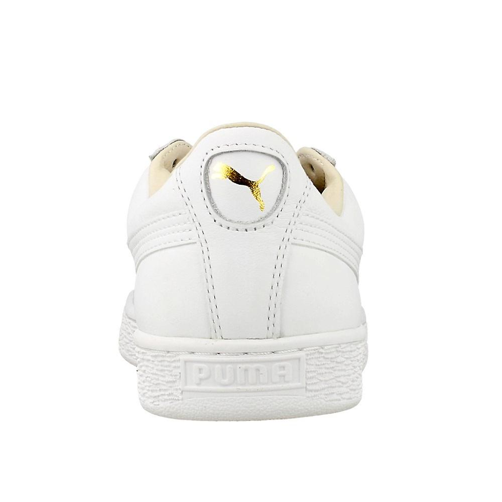 low priced ed4ac 4ca9e Puma Basket Classic 35436717 universal all year men shoes