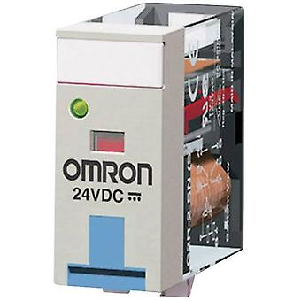 Plug-in relay 12 Vdc 5 A 2 change-overs Omron G2R-