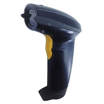 Radio di 2.4Ghz Wireless Kabalo Barcode Scanner Reader legge / scansioni EAN UPC Royal Mail simbolo - nero per negozi uffici